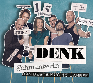 Cover Denk 15 Jahre